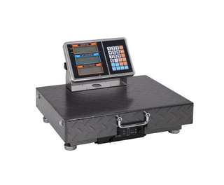 Wireless Electronic Digital Scales 200kg Charcoal
