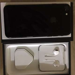 Iphone 7 Jet Black 256gb TERMURAH