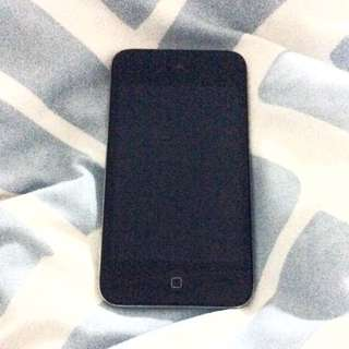 Black iPod 4th Generation