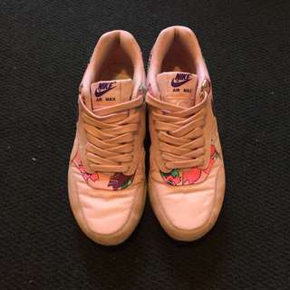 Nike Air Max Thea Printed Size 9 Us Limited