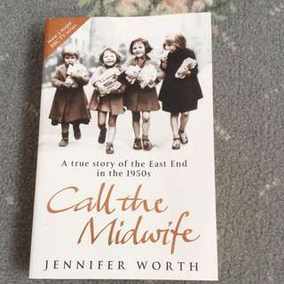 Call The Midwife- Jennifer Worth