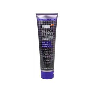 Purple Fudge Shampoo!