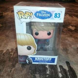 First Series Frozen POP! Figures