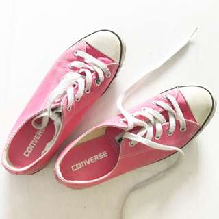 Converse All Star ( Pink )