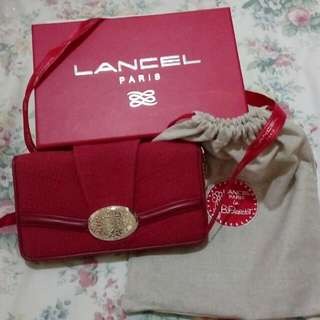 💯Authentic Limited Edition Lancel Wallet
