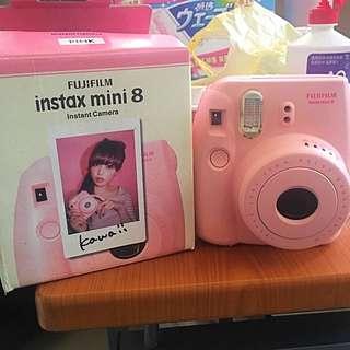 富士instax mini 8粉色