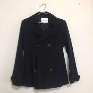 🚚 M號黑色西裝外套