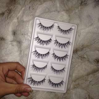 5pairs Of Lashes