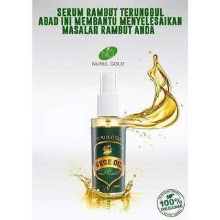 Nurul Gold Vege Oil 👱🏻♀️