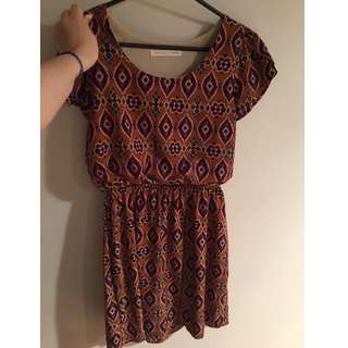Modcloth dress (size 10-12)