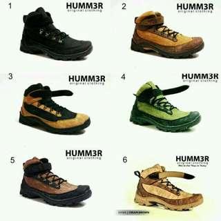 Sepatu Boots Safety Hummer/sepatu Boots Safety