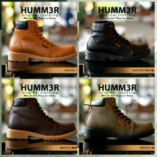 Sepatu Boots Safety Hummer/Hummer Boots Safety/sepatu Boots