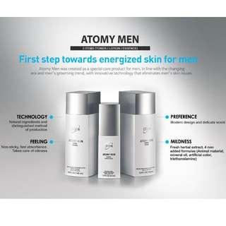 Atomy Men Set