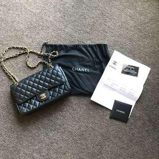 Chanel Classic Flap Shoulder Bag