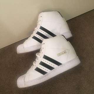 Adidas Superstar Hightops