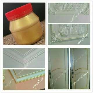 SEASON ROYAL GOLD PAINT 250g (Interior/Exterior)