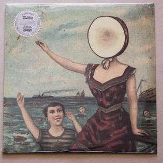 Vinyl: Neutral Milk Hotel - In the Aeroplane Over the Sea vinyl album