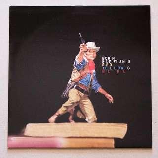 Vinyl: Born Ruffians - Red, Yellow & Blue vinyl album