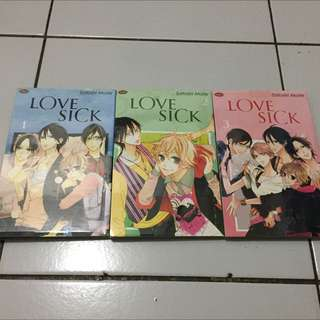 Komik Love Sick