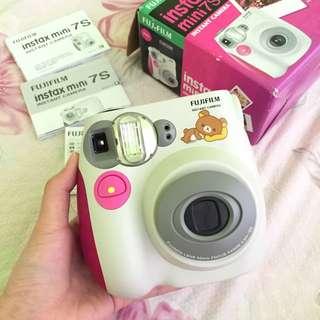 Polaroid Fujifilm Instax Mini 7s