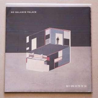 Vinyl: Kashmir - No Balance Palace vinyl album