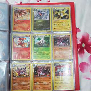 Pokemon TCG - Holo Cards
