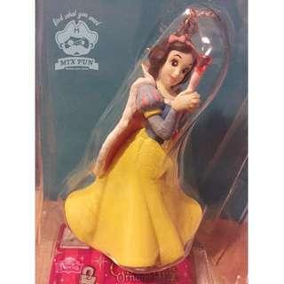 日本迪士尼2015一番賞-聖誕吊飾-白雪公主 實品超美 只有一個