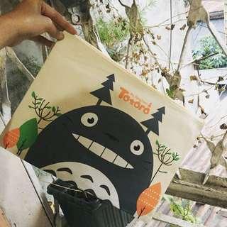 Totoro Big Pouch