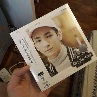 *PENDING* SHINee Sing Your Song Japan fanclub exclusive Album (Key ver)