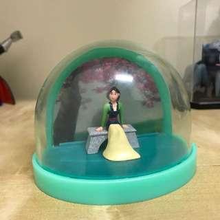 迪士尼公主 花木蘭場景