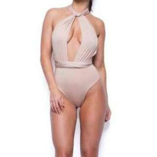 Multiway Wrap Bodysuit Bikini
