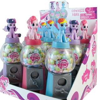 My Little Pony 扭糖機