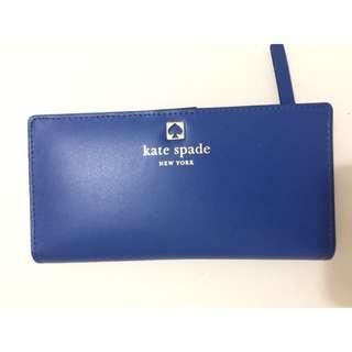 Kate Spade Wallet Blue
