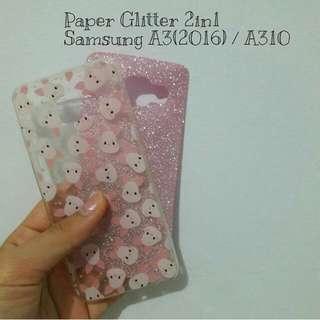 Case Paper Glitter