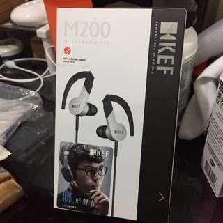 KEF M200 Hi-if Earphone