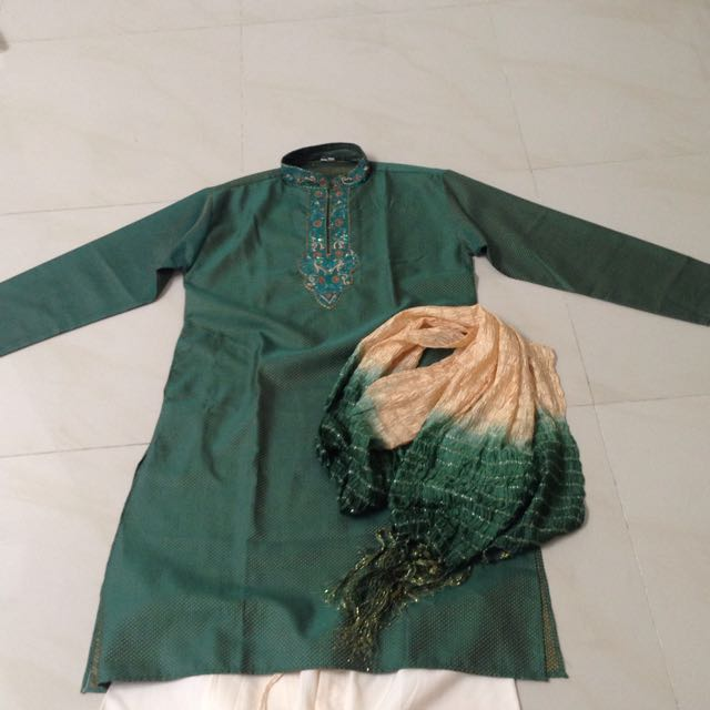 1 Set India Clothes