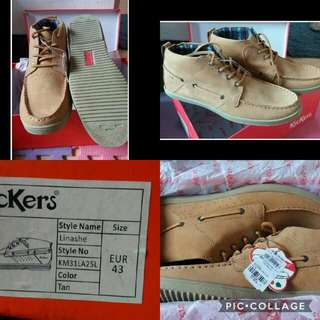 Boots By KICKERS