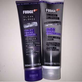Fudge Violet Toning Bundle