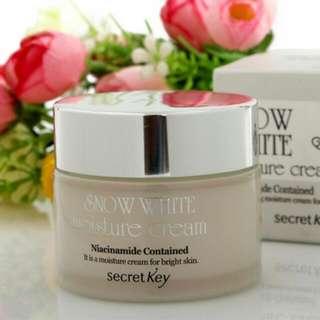 Secret Key Snow White Moisture Cream
