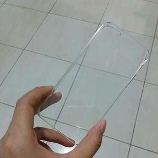 case transparan iPhone 5/5s
