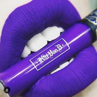 Kat Von D Liquid Lipstic Roxy