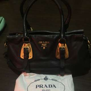 Prada Bag 100% Genuine. Any Reasonable Offer Considered!