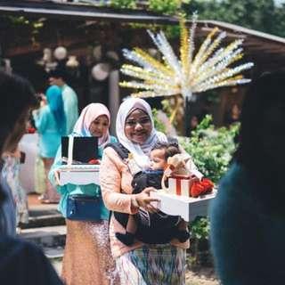 Dulang Hantaran For Rent / Gift Trays For Malay Wedding