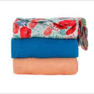 Tula Secret Garden Blanket Set