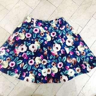 Skater Skirt- Floral