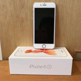 iPhone 6s 4.7吋 16g 玫瑰金