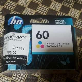 HP Tri-clolour Ink Cartridge