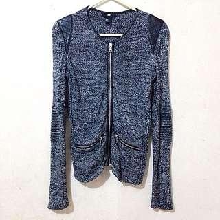 H&M Knit Jacket