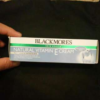 Blackmores Vitamin E Cream