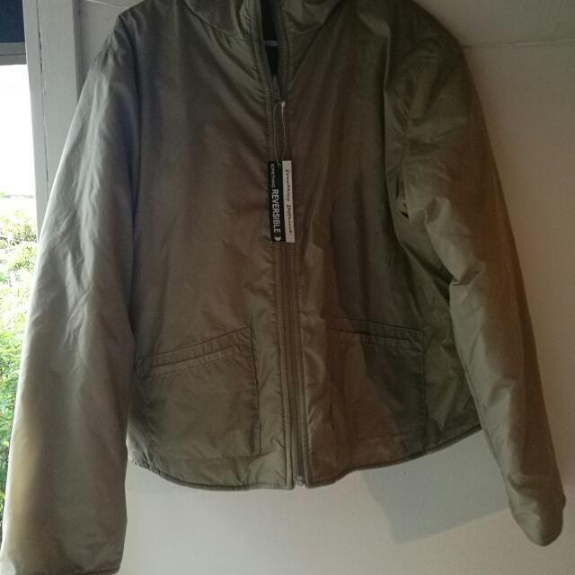 4 Beige Jackets